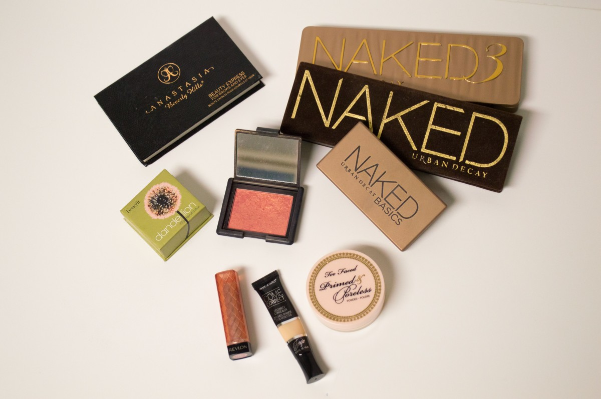 Favorite Makeup Products